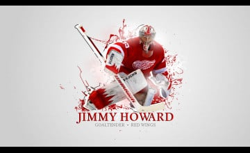 Jimmy Howard Wallpaper