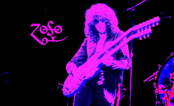 Jimmy Page Wallpapers and Screensavers