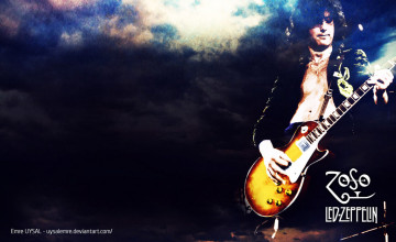 Jimmy Page Wallpapers