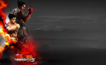 Jin Kazama Wallpaper Tekken 5
