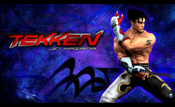 Jin Kazama Wallpaper