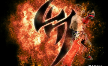 Jin Kazama Wallpapers