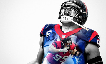 JJ Watt Texans Wallpaper