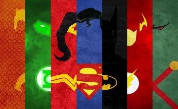 JLA Wallpaper