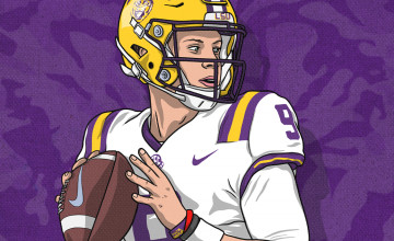 Joe Burrow Wallpapers