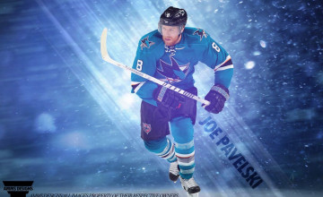 Joe Pavelski Wallpapers