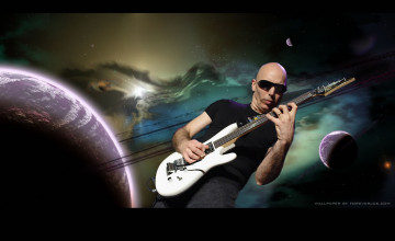 Joe Satriani Wallpapers