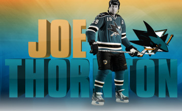 Joe Thornton Wallpapers