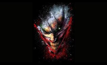 Joker 3D Wallpaper