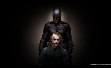 Joker and Batman Wallpaper