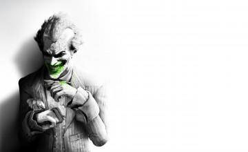 Joker Arkham City Wallpaper