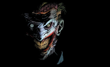 Joker Comic Wallpaper HD
