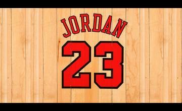 Jordan 23 Wallpaper
