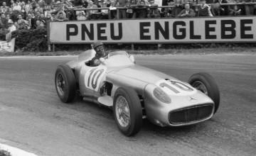 Juan Manuel Fangio Wallpapers