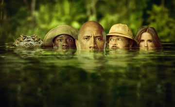 Jumanji: Welcome To The Jungle Wallpapers