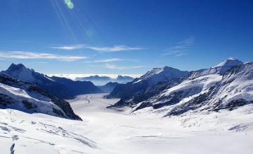 Jungfrau Wallpaper