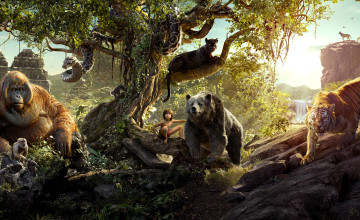 Jungle Book Wallpaper