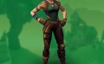 Jungle Scout Fortnite Wallpapers