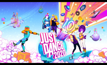Just Dance 2020 Wallpapers