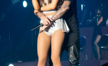 Justin Bieber And Ariana Grande Wallpapers