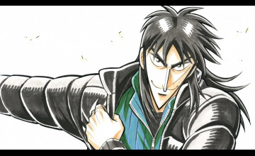 Kaiji Wallpaper