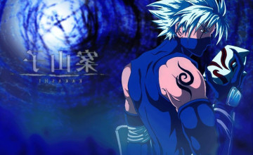 Kakashi Background