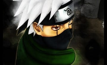 Kakashi iPhone Wallpaper
