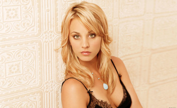 Kaley Cuoco Wallpaper Maxim