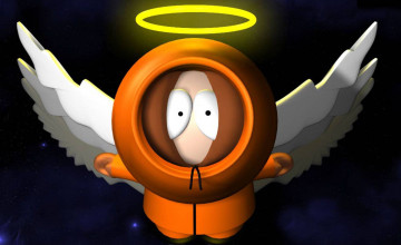 Kenny South Park Wallpaper