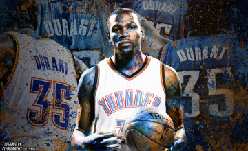 Kevin Durant Wallpaper 2015