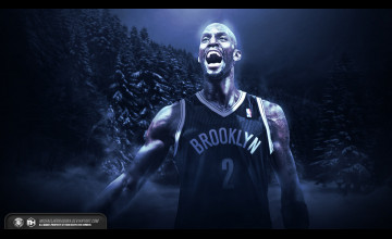 Kevin Garnett Brooklyn Nets Wallpaper