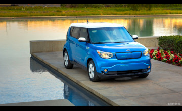 Kia Soul EV Wallpapers