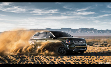 Kia Telluride Wallpapers