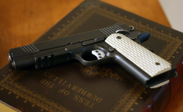 Kimber 1911 Wallpaper