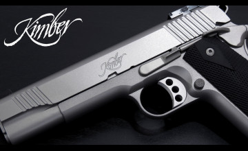 Kimber Firearms Wallpaper