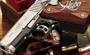 Kimber Wallpaper Downloads