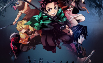 Kimetsu No Yaiba Wallpapers