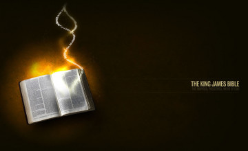 King James Bible Wallpaper