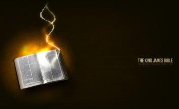 King James Bible Wallpaper