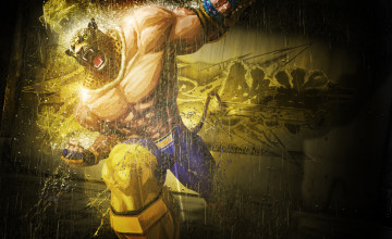 King Tekken Wallpaper