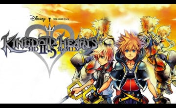 Kingdom Hearts 2.5 Wallpaper