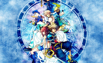 Kingdom Of Hearts Wallpaper