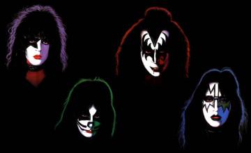 Kiss Band Wallpaper