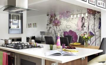 Kitchen Wallpaper UK