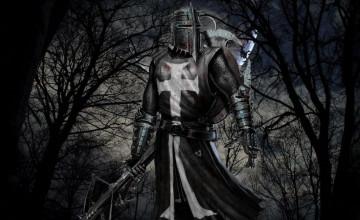 Knights Templar Wallpaper