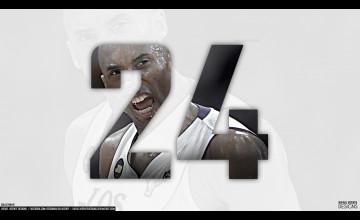 Kobe Bryant 24 Wallpaper