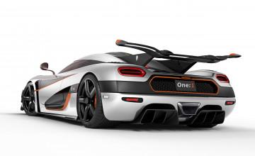 Koenigsegg One Wallpaper