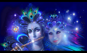 krishna wallpaper free download