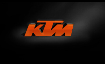 KTM Logo Wallpaper