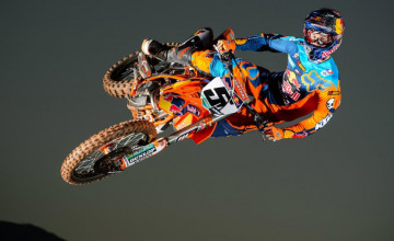 KTM Racing Wallpaper